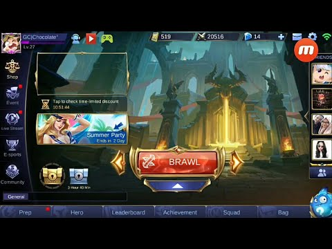 Cara menyimpan video replay mobile legend bang bang ke galeri hp