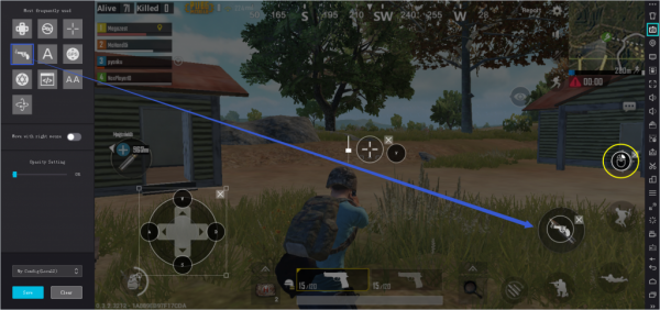 cara main pubg mobile di laptop