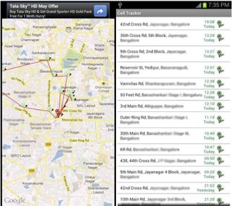 Gratis Download Aplikasi Sadap Hp Android Cell Tracker Apk
