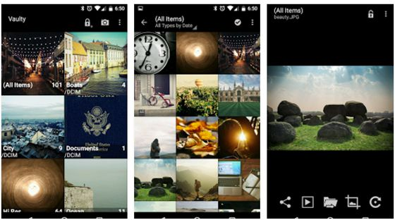 Hide Pictures Videos Vaulty Apl Android di Google Play