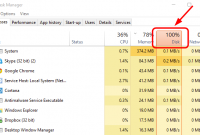 Cara Mengatasi Disk Usage 100% di Windows 10